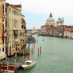 Grand Canal from the Ponte della Accademia