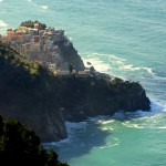 Manarola from the middle trail