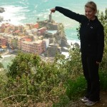 Amelie and Vernazza