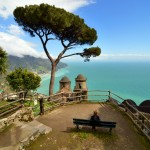 Amelie in Ravello
