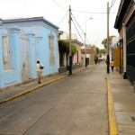 Street in Barranco