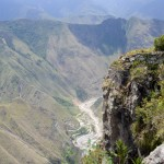 View from Machu Mountain