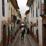 Street of Cusco