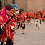 Cusco Parade