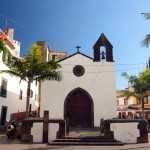 One of many Funchal churches