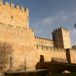Towers of Sao Jorge Castle