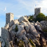 Moorish Castle Towers