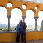Amelie & Marko at Pena Palace