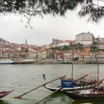 Porto as seen from Gaia